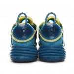 Nike Air Max Vapormax 2090 blue green women Running Shoes