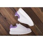 Alexander McQueen purple women shoes