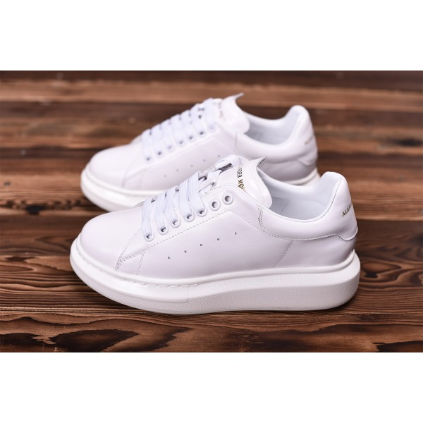 Alexander McQueen whole white women shoes