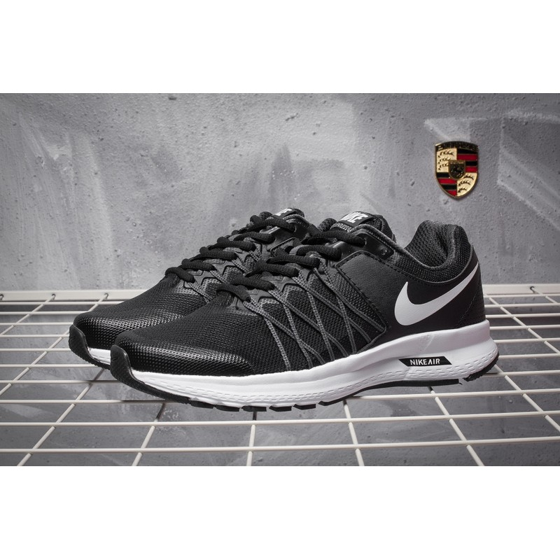 5e9517cbd69 Nike Air Relentless 6 MSL men s black running shoes