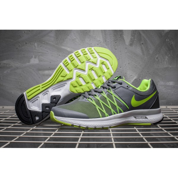 62fe16cdf33c4 Nike Air Relentless 6 MSL men s gray green running shoes