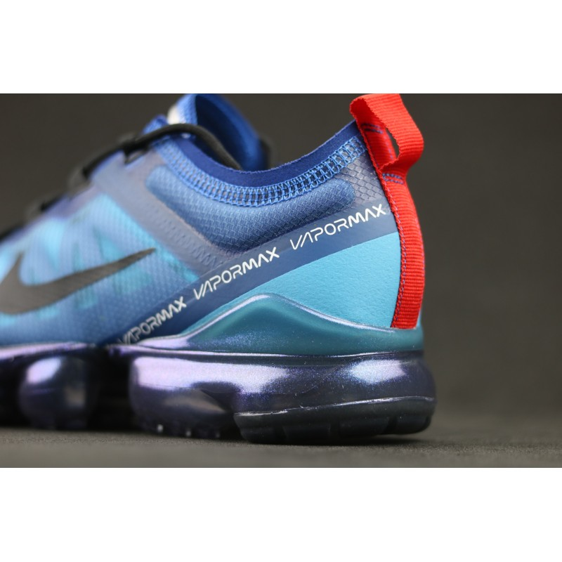 Nike Air VaporMax 2019 blue men shoes