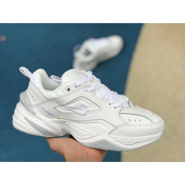 Nike Air Monarch 4 M2K Tekno white men shoes