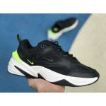 Nike Air Monarch 4 M2K Tekno black green men shoes