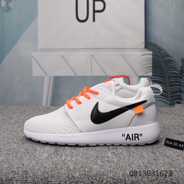Nike TANJUN X OFF-WHITE white women shoes