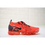 OFF-WHITE x Nike Air VaporMax 2.0 orange men shoes