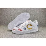 Nike Air Force 1/One Supreme NBA white women shoes