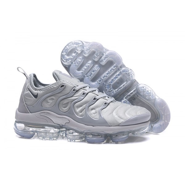 NIKE VAPORMAX 2018 TN PLUS gray men shoes
