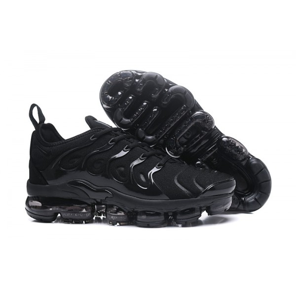 NIKE VAPORMAX 2018 TN PLUS all black men shoes