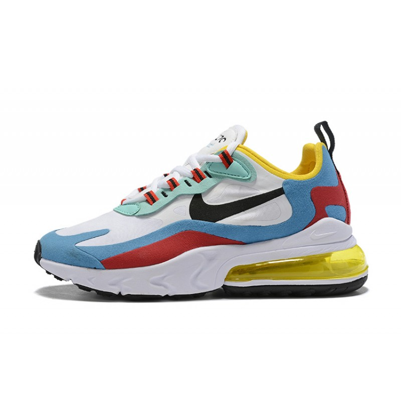 Nike Air Max 270 React colorful women shoes
