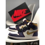 "Air Jordan 1 x Nike SB High OG Court Purple "" "" DIY AJ1"