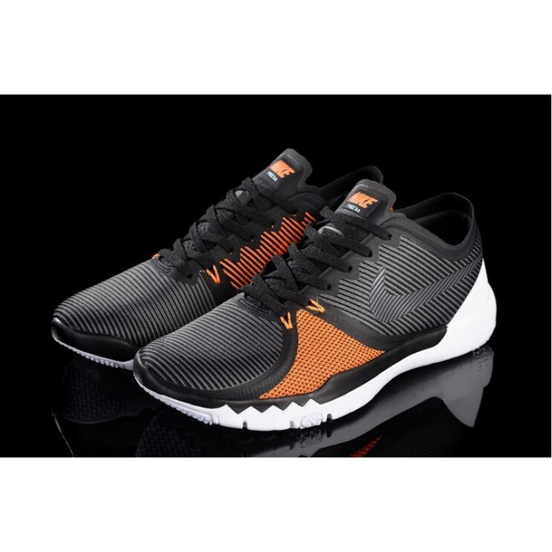 online store a9deb e176a Nike Free Trainer 3.0 v4 men's shoes grey orange
