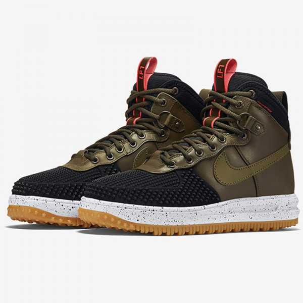 d6389e99cb7 Nike Lunar Force 1 Duckboot winter Men s Boot green