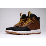 Nike Lunar Force 1 Duckboot winter Men's Boot black brown