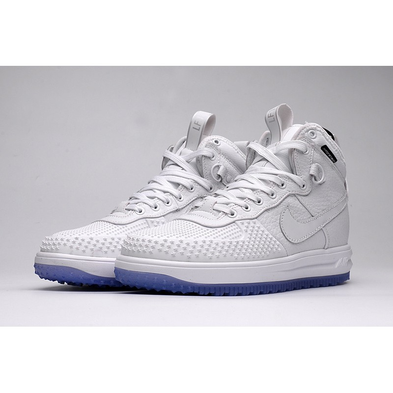 sports shoes 17eab 91a85 Nike Lunar Force 1 Duckboot winter Men s Boot white