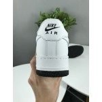 "Nike Air Force 1 ""Have A Nike Day"" Smiley Face -  Women's white Shoes Low Top Classic"