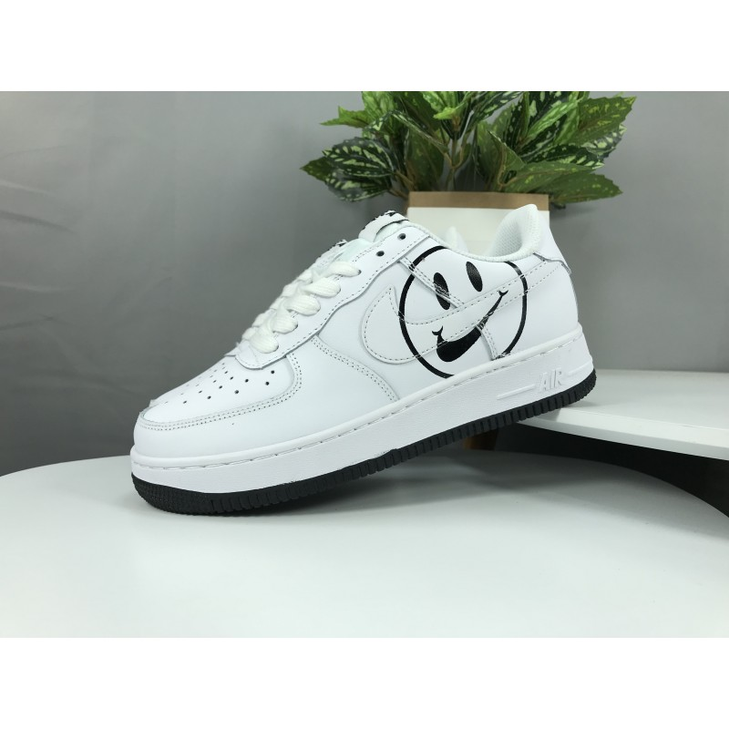 Nike Air Force 1 Have A Nike Day Smiley Face Men S White