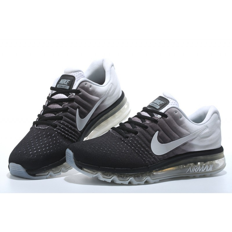 black and white air max 2017