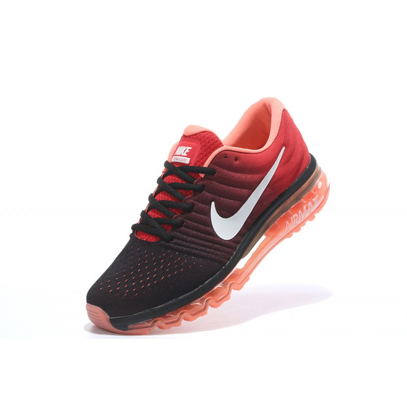 f3cdc1eed Nike Air Max 2017 women shoes black red