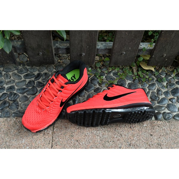 71ff2964d Nike Air Max 2017 women shoes red