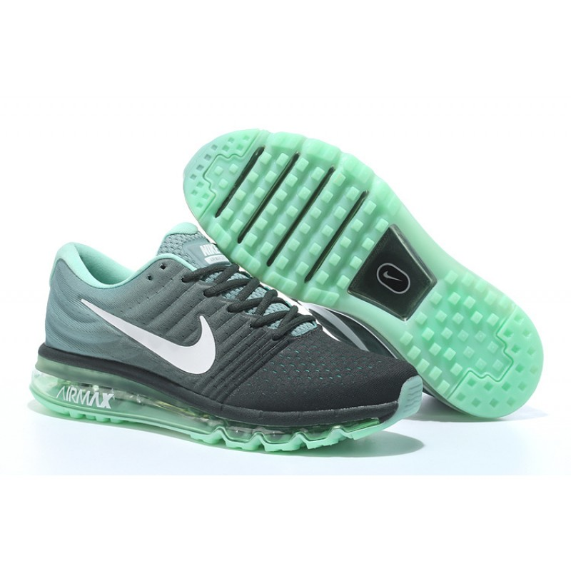 Nike Air Max 2017 women shoes green