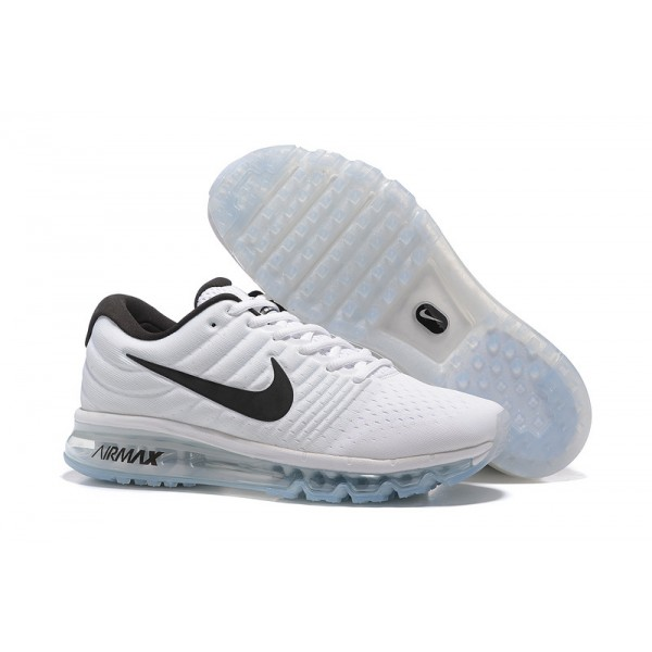 many styles hot sales low priced Nike Air Max 2017 men shoes white