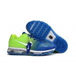 Nike Air Max 2017 KPU men's shoes blue green