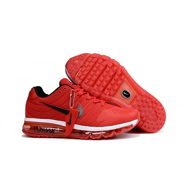 Nike Air Max 2017 KPU men's shoes red