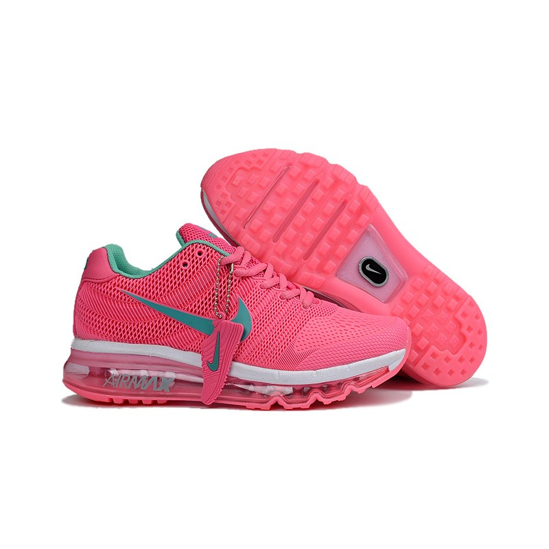 reputable site e0949 472aa Nike Air Max 2017 KPU women's shoes pink