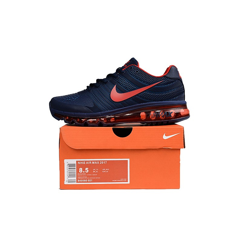 outlet store da5a5 cae1e Nike Air Max 2017 KPU men s shoes navy blue