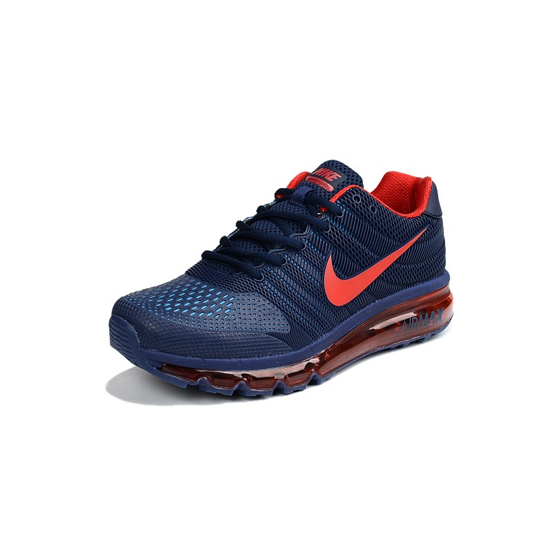 f747bc2e66 Nike Air Max 2017 KPU men's shoes navy blue