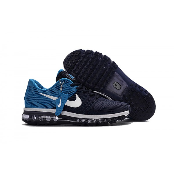 Nike Air Max 2017 Nano men's shoes dark blue blue II