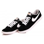 Nike Blazer men black low shoes