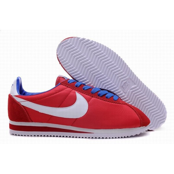 the latest 99d14 54942 Nike Cortez women red shoes