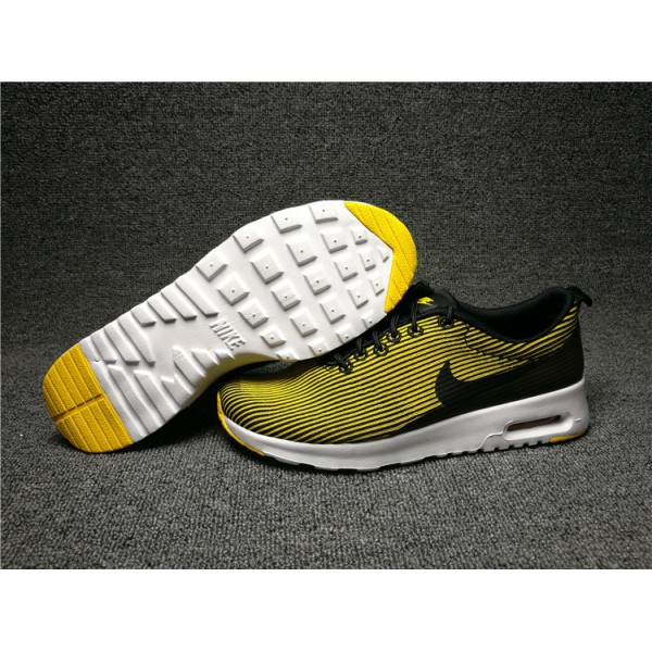 WMNS Nike Air Max Thea women's shoes yellow