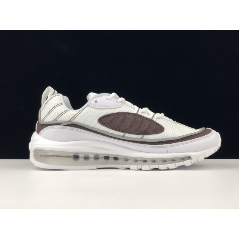 """Nike Air Max OG 98 Gundam"" beige white brown Women's running shoes"