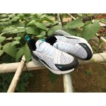 Nike Air Max 270 white green women shoes