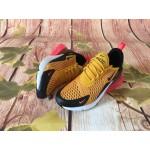 Nike Air Max 270 yellow black red men shoes