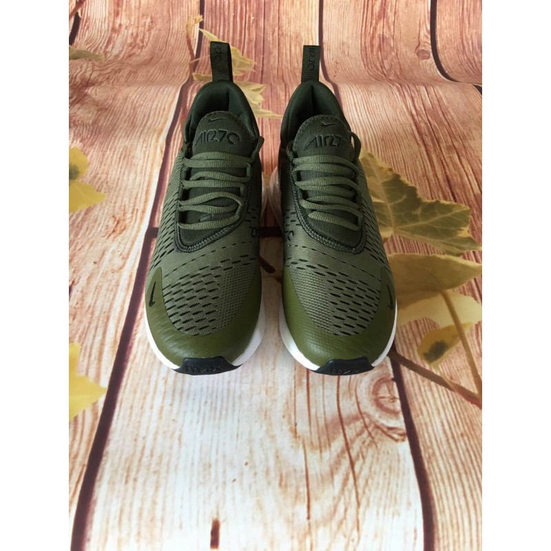 best service 7948f ef18f Nike Air Max 270 olive women shoes