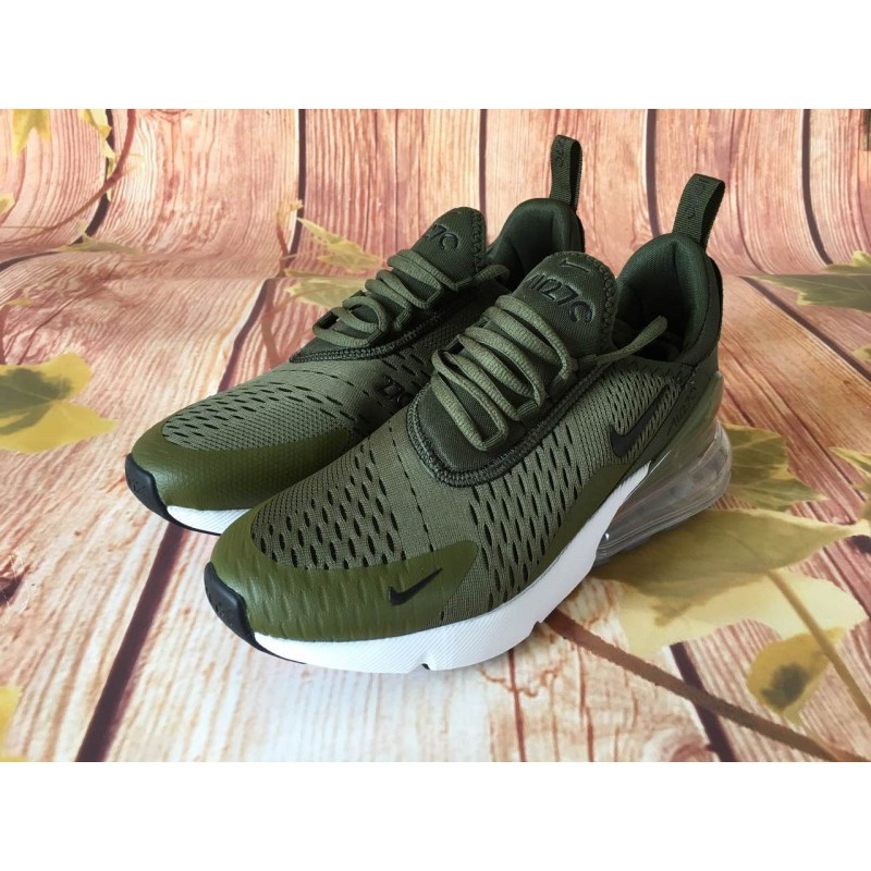 women Max shoes olive Nike Air 270 iPZuOkXT