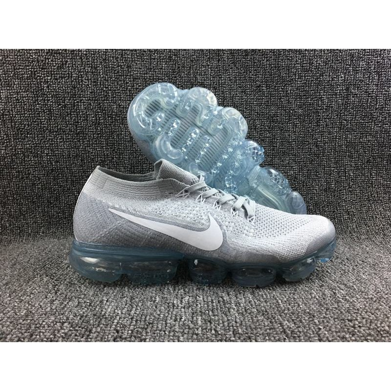 save off bb42f 7be62 Nike Air 2018 Vapormax Flyknit whole white women shoes