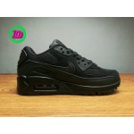 Nike Air Max 90 all black men tennis shoes