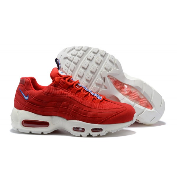 Nike Air Max 95 TT red men shoes