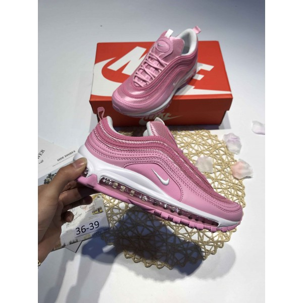 Nike Air Max 97  Swarovski  pink women shoes 30d5bcb38c