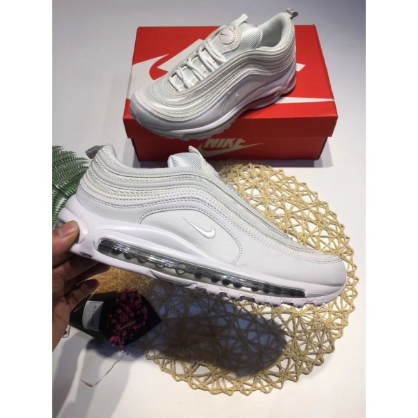 Nike Air Max 97 Silver Bullets Unboxing, Close Up Look