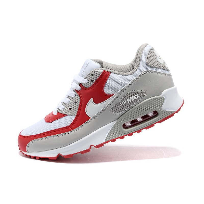 nike running shoes white air max. nike air max 90 white red men\u0027s running shoes