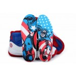 Nike Air Jordans Series Shoes American Captain