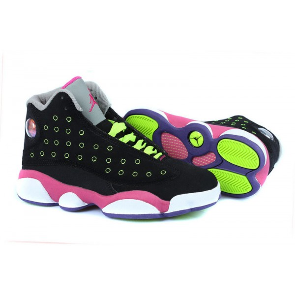 new appearance edf45 758d1 Jordans XIII GS Women s Basketball Shoes  Colorway ... 549073c12a