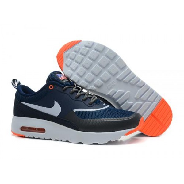 Nike Air Max Thea Men s Shoes American Flag Edition eeadbf856