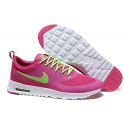 Nike Air Max Thea Print For Women Black Grey Pink Shoes,nike